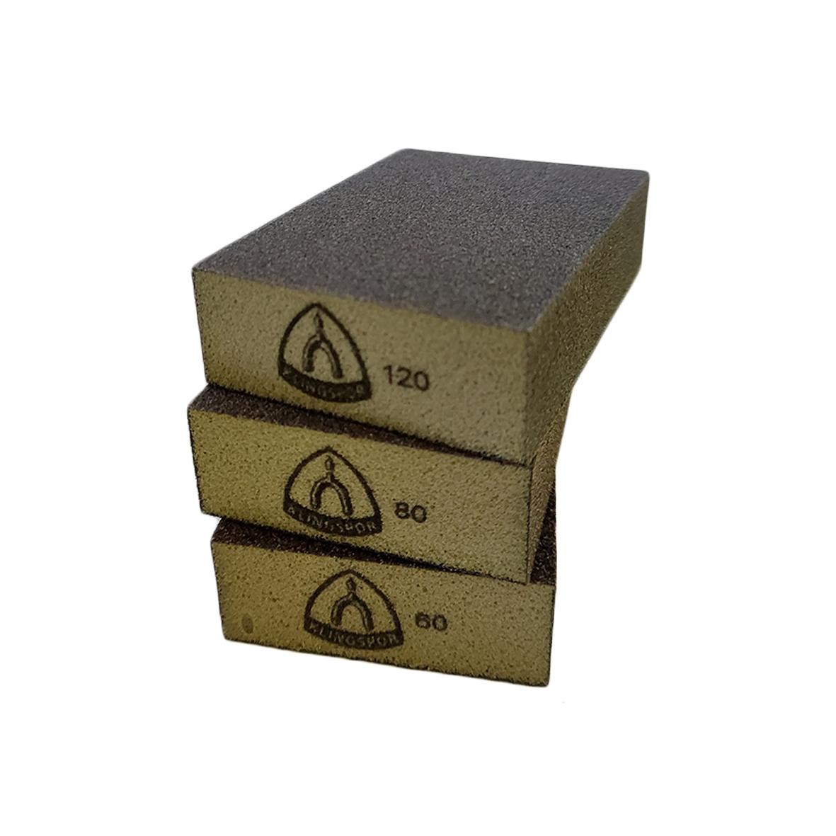 سمباده بلوکی ۴×۴ کلینگ اسپور