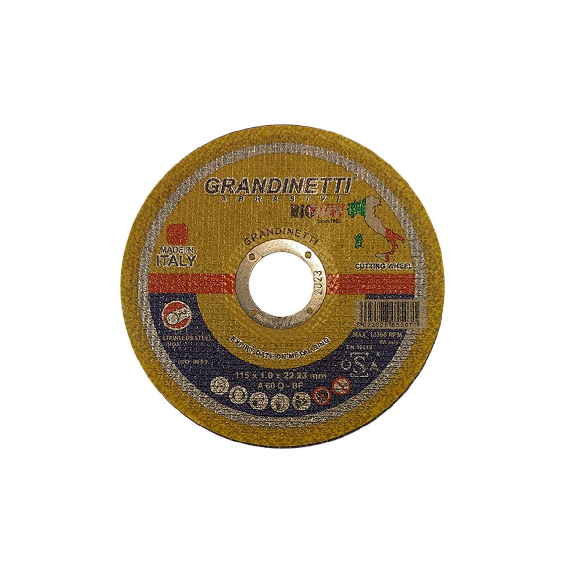 صفحه سنگ استیل بر مینی گرندینتی ۱×۱۱۵